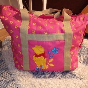 2/$20🌺Disney Winnie the Pooh tote bag